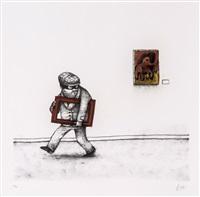 art thief by dran