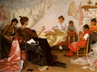 venetian costume makers by samuel melton fisher