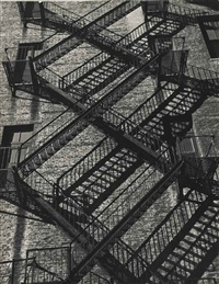 escape, 1950 by charles sheeler