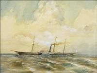 laiva merellä by stephan fedorovich alexandrovski