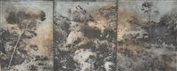 arcadia (triptych) by alfons alt