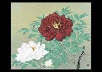 spring flowers by okazaki tadao