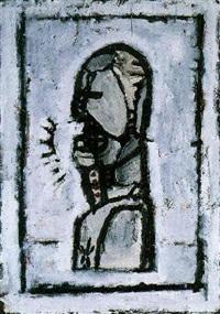 portrait ii by asim abu-shakra
