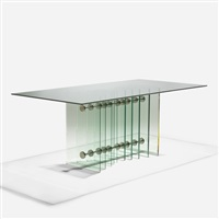 dining table by fontana arte