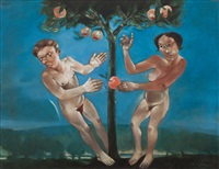 adam and eve by alaattin aksoy