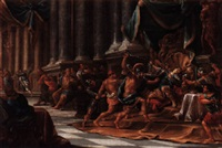 the murder of a roman emperor by isaak fisches the elder