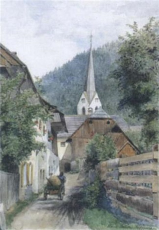 motiv aus kalwang by maria bauer