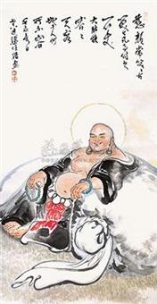 笑佛图 by liang peihao