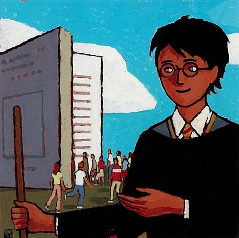 Harry Potter By Gotting On Artnet