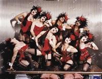 fischerspooner dancers by roe ethridge