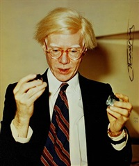 andy warhol by zoa and andy warhol