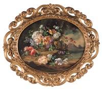 fiori nel paesaggio by francesco bosso