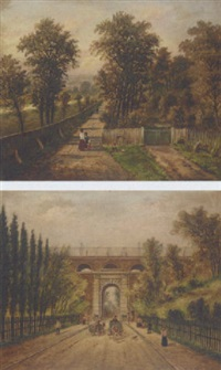 highgate archway viaduct by edward a. atkyns