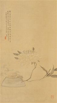flower by xu qi