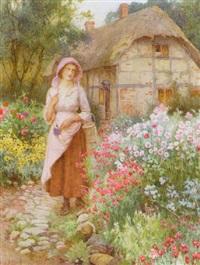 a walk through the garden by william affleck