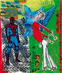 spiderman by gracer and alben