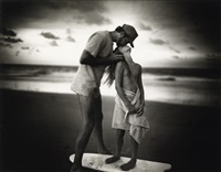 larry's kiss by sally mann