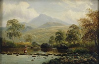 landscape by albert dunnington