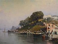 costiera napoletana by nicolo de corsi