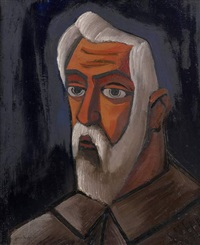 l'homme à la barbe blanche by jean leroy