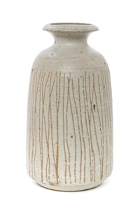 vase by peter voulkos