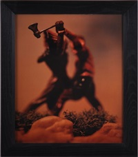fire trails west series 1 by david levinthal