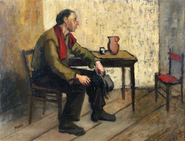 figure by georges karpeles kars
