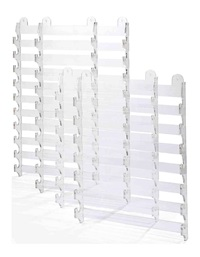 walking cane display racks (+ 3 others; 4 works) by arango ynguan