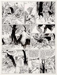 les tours de bois-maury eloïse de montgri by hermann