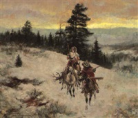 home from the hill by charles w. miller