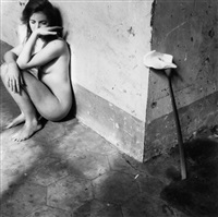 untitled, rome by francesca woodman