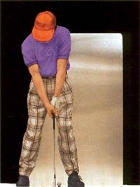 golfeur by jean louis bilweis
