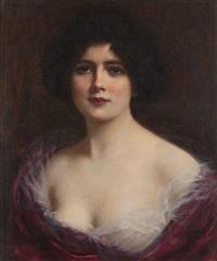 a lady by abbey altson
