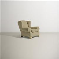 lounge chair by paul dupré-lafon