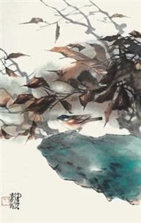 花鸟 by chen peiqiu