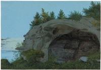 felsenhöhle by emanuel labhardt