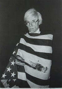 andy warhol - all american by christopher makos
