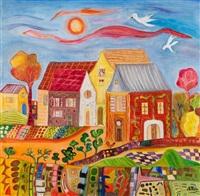 le village magique by anne nachin