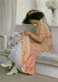 A stitch in time, 1915
