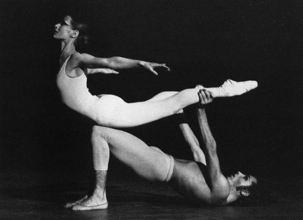 jorg donn et tania bari dans des ballets de maurice béjart 4 works by robert kayaert