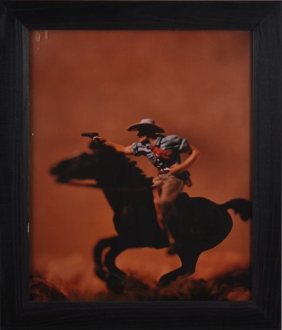 fire trails west series 2 by david levinthal