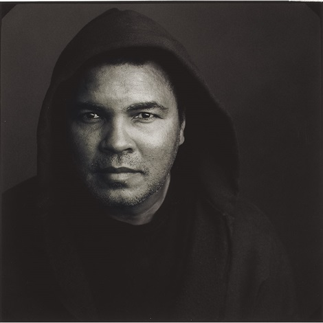 muhammed ali new york by annie leibovitz