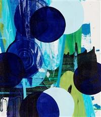 blå linjer by astrid sylwan