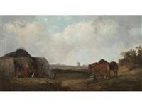 gypsy camp by thomas smythe