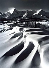 paysages de montagnes (10 works + poster) by david muench