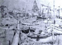 bateaux by pierre anfosso