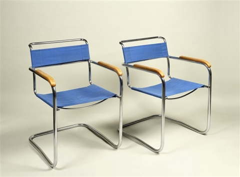 steel pipe furniture. Steel Pipe Chairs By Marcel Breuer Furniture E