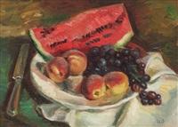natură statică cu fructe by ecaterina cristescu delighioz
