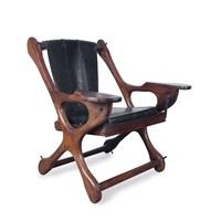 armlehnstuhl 'sling swinger by don shoemaker