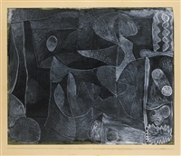 morgengrau (morning grey) by paul klee